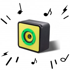 The Boombox Cube Giallo