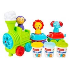 Set Locomotiva Con Stampi