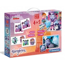 Disney Vampirina 4 in 1