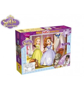 Maxy Puzzle Sofia 60 pcs