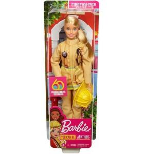 Barbie FireFighter 9x31 cm