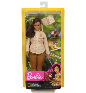 Barbie National Geographic...