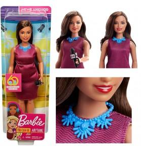 Barbie Journalist 9x31 cm