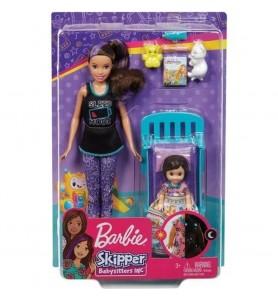 Barbie Skipper con Bimba As1