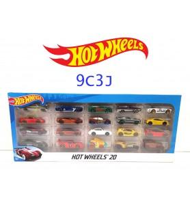 Hotwheels Basic 9C3J 20PK