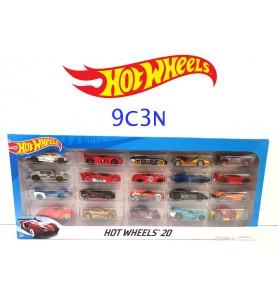 Hotwheels Basic 9C3N 20PK