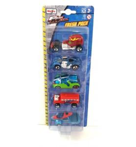 Auto Fresh Matal 5-Pack