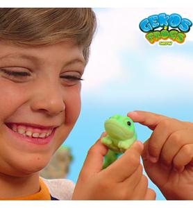 Gekos & Frogs Grow ED FR