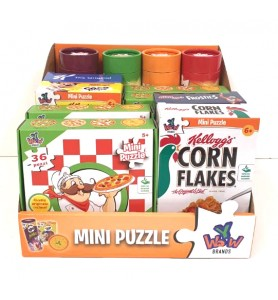 Mini Puzzle Kelloggs...