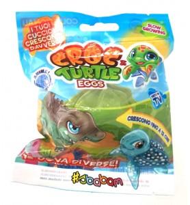 Croc Turtle Eggs
