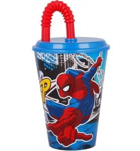 Spiderman Bicchiere con...