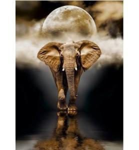 Puzzle Clementoni Elefante...